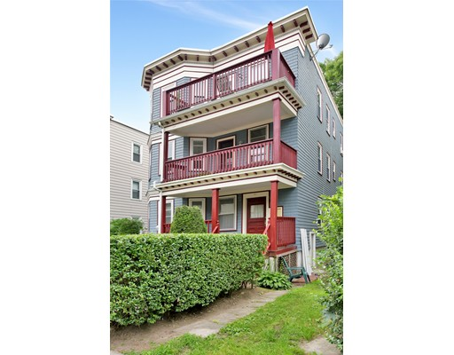 Property for sale at 81 Child St Unit: 1, Boston,  MA 02130
