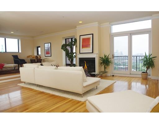 Luxury Condominium for sale in Orchard Hill, PH-B Charlestown, Boston, Suffolk