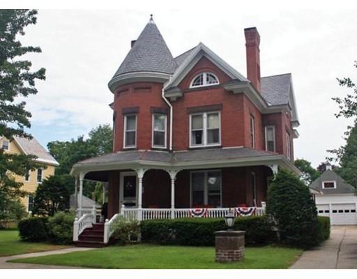 独户住宅 为 销售 在 14 High Street Montague, 马萨诸塞州 01376 美国