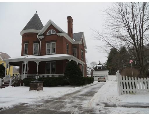 多户住宅 为 销售 在 14 High Street Montague, 马萨诸塞州 01376 美国