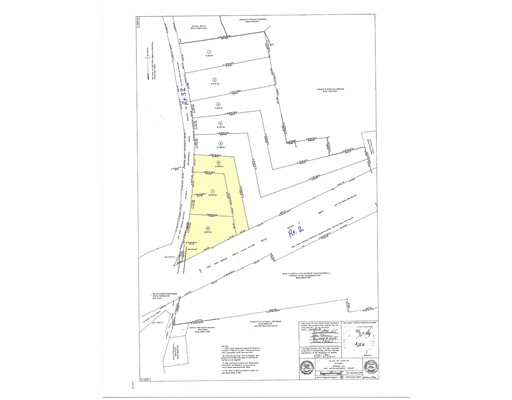Land for Sale at 706 Petersham Road 706 Petersham Road Athol, Massachusetts 01331 United States
