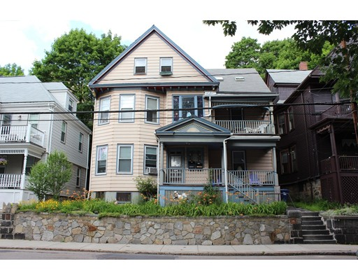Multi-Family Home for Sale at 26 Boylston Street Boston, Massachusetts 02130 United States