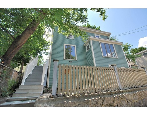 Single Family Home for Sale at 97 Forbes Street Boston, Massachusetts 02130 United States