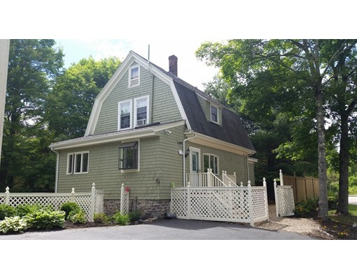 Single Family Home for Rent at 1266 High Street 1266 High Street Westwood, Massachusetts 02090 United States