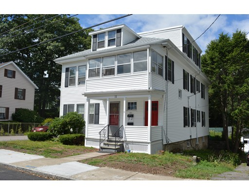 Property for sale at 11 Searle Rd Unit: 2, Boston,  MA 02132