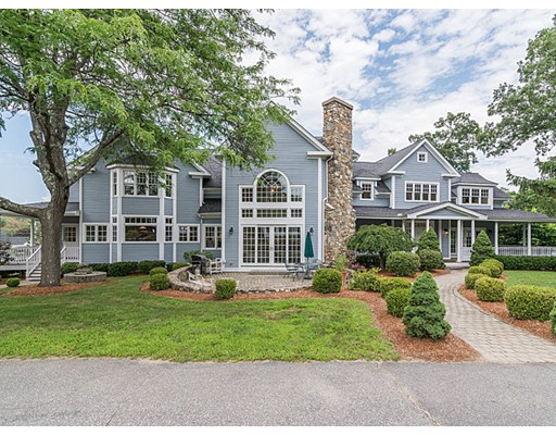 Single Family Home for Sale at 11 Marbleridge Road 11 Marbleridge Road North Andover, Massachusetts 01845 United States