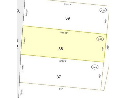 Land for Sale at 59 Kemp Street Winchendon, 01475 United States