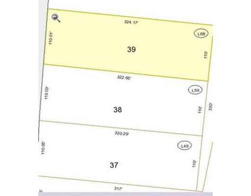 Land for Sale at 69 Kemp Street Winchendon, 01475 United States