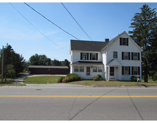 Terreno por un Venta en 169 King St (Rt. 110) 169 King St (Rt. 110) Littleton, Massachusetts 01460 Estados Unidos