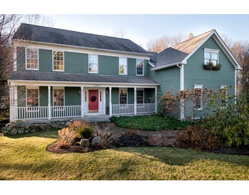 $859,900 - 4Br/3Ba -  for Sale in Holliston