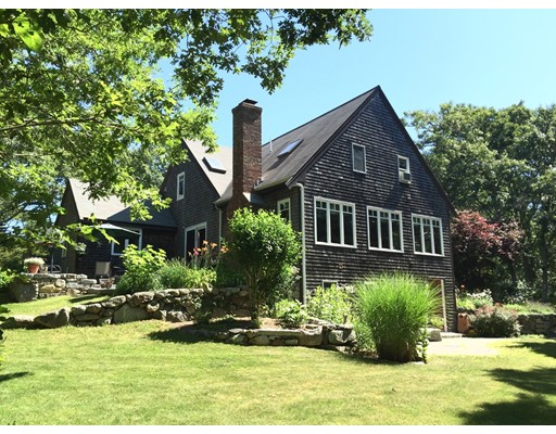 Single Family Home for Sale at 5 North Tabor Farms Chilmark, Massachusetts 02535 United States