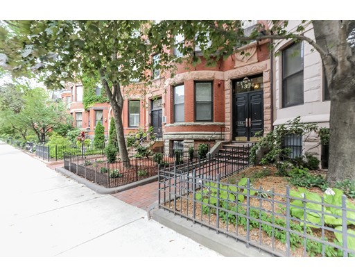 Condominium/Co-Op for sale in 394 Marlborough St Back Bay, Boston, Suffolk