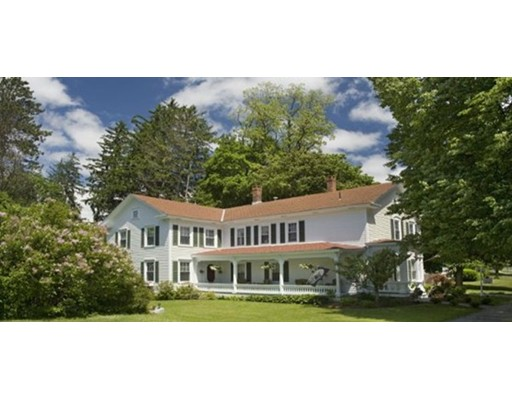 Casa Unifamiliar por un Venta en 47 Main Street Stockbridge, Massachusetts 01262 Estados Unidos