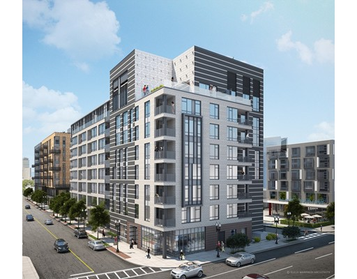 Condominium/Co-Op for sale in SIENA AT INK BLOCK, 210 South End, Boston, Suffolk