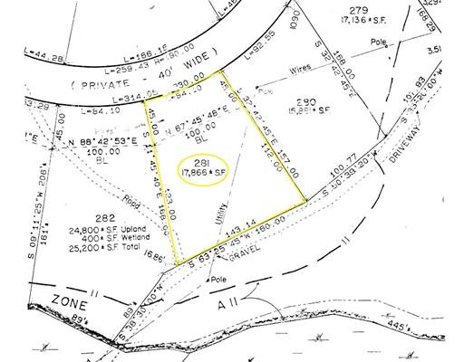 Land for Sale at 91 Bayshore Drive Mashpee, Massachusetts 02649 United States