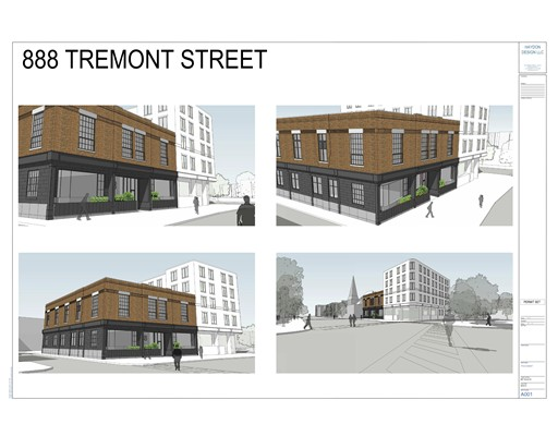 888 Tremont Street, #3