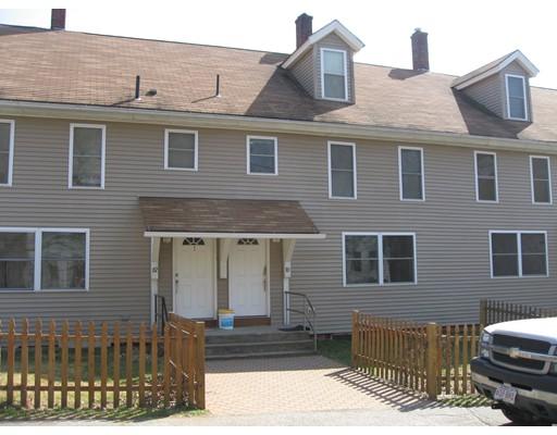 Appartement en copropriété pour l Vente à 70 North Street Hardwick, Massachusetts 01031 États-Unis