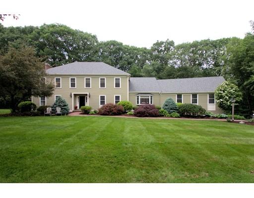 独户住宅 为 销售 在 87 Bigelow Drive 萨德伯里, 01776 美国