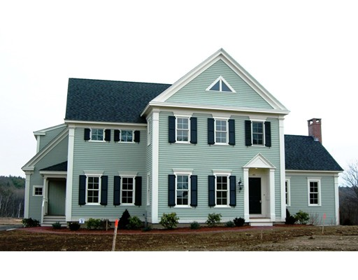 Casa Unifamiliar por un Venta en Merriam Road Merriam Road Grafton, Massachusetts 01519 Estados Unidos