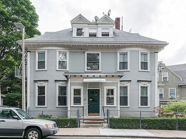 Property for sale at 23 Olmstead Unit: 3, Boston,  MA 02130