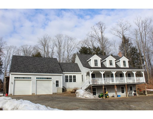 Single Family Home for Sale at 54 New County Road 54 New County Road Colrain, Massachusetts 01340 United States