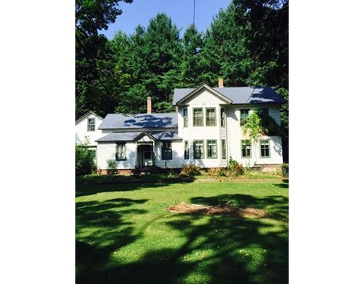 Single Family Home for Sale at 107 Adamsville Road Colrain, Massachusetts 01340 United States