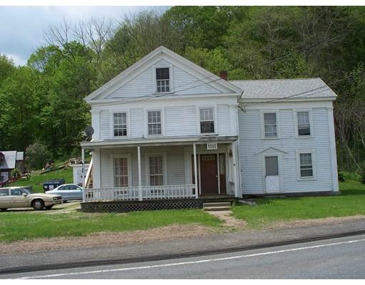 متعددة للعائلات الرئيسية للـ Sale في 1185 Huntington Road Russell, Massachusetts 01071 United States