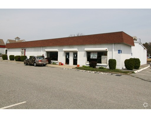 Commercial for Sale at 1550 New State Hwy 1550 New State Hwy Raynham, Massachusetts 02767 United States