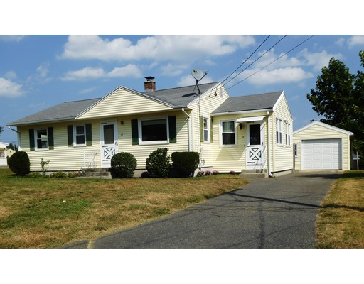 35  Overlook Dr,  Chicopee, MA