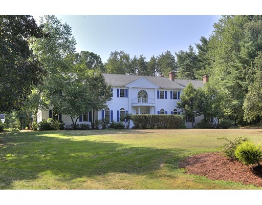 Single Family Home for Sale at 31 N Pepperell Road Hollis, New Hampshire 03049 United States