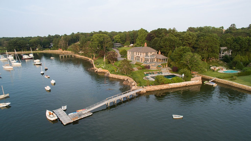 $14,500,000 - 5Br/9Ba -  for Sale in Smith's Point, Manchester