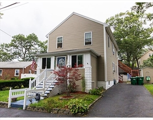 133 Rock Glen Rd  is a similar property to 61 Bower St  Medford Ma