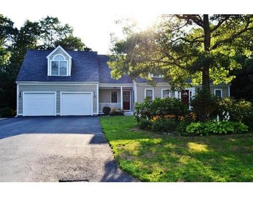 Single Family Home for Sale at 9 Sarah Lawrence Road Sandwich, Massachusetts 02563 United States