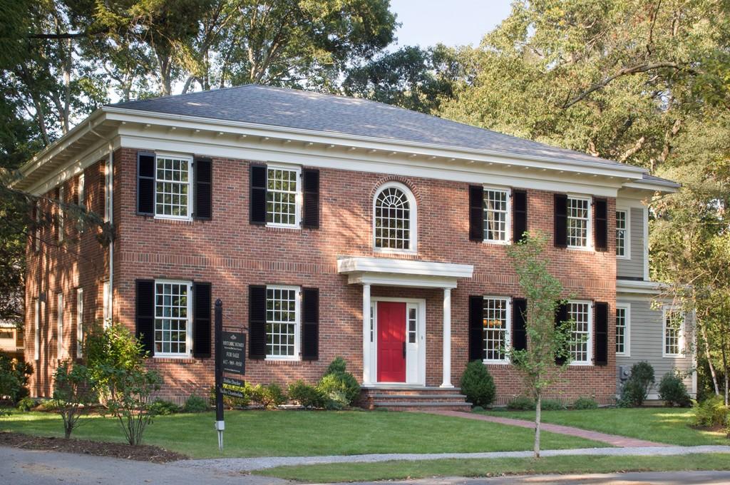 $3,750,000 - 6Br/6Ba -  for Sale in Chestnut Hill, Brookline