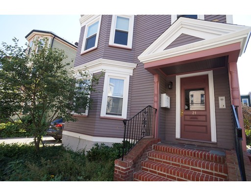 Townhome / Condominium for Rent at 21 Boynton Street Boston, Massachusetts 02130 United States
