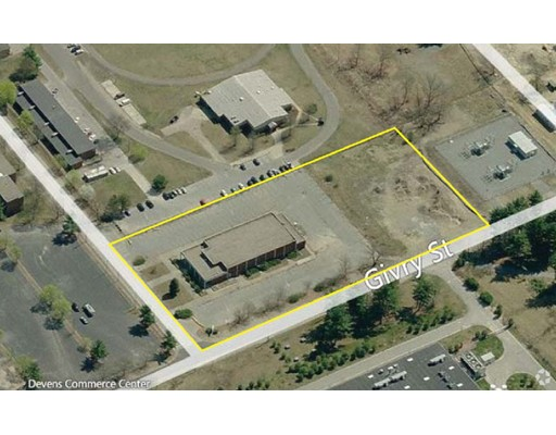 Commercial للـ Sale في 4 MacArthur Avenue 4 MacArthur Avenue Devens, Massachusetts 01434 United States