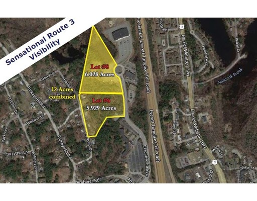 Land for Sale at Address Not Available Merrimack, New Hampshire 03054 United States