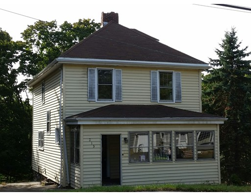 Single Family Home for Sale at 213 Webster Street Needham, Massachusetts 02494 United States