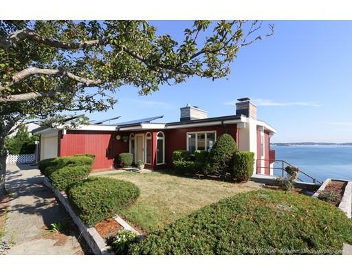 Single Family Home for Sale at 119 Little Nahant Nahant, Massachusetts 01908 United States