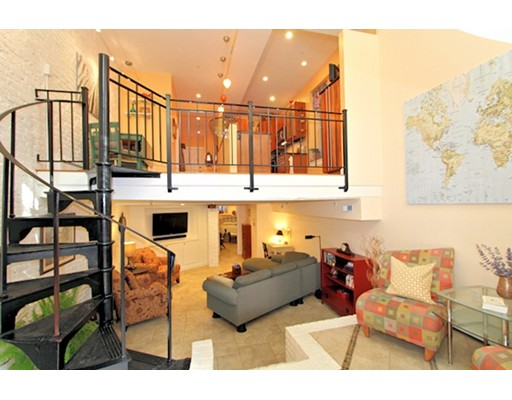Condominium/Co-Op for sale in 15 Albemarle St South End, Boston, Suffolk