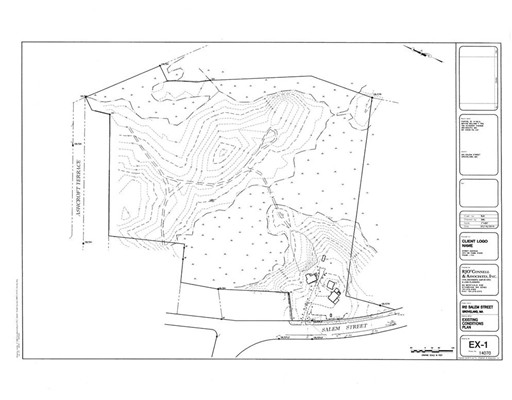 Land for Sale at 912 Salem Street Groveland, Massachusetts 01834 United States
