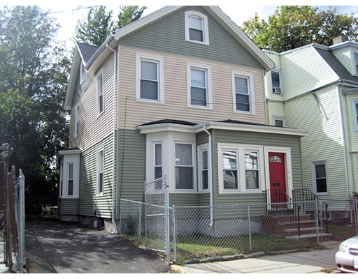Single Family Home for Sale at 6 Beethoven Street Boston, Massachusetts 02119 United States