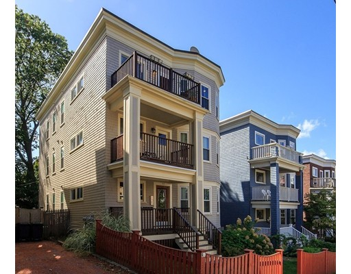 Condominium for Sale at 77 Montebello Road Boston, Massachusetts 02130 United States
