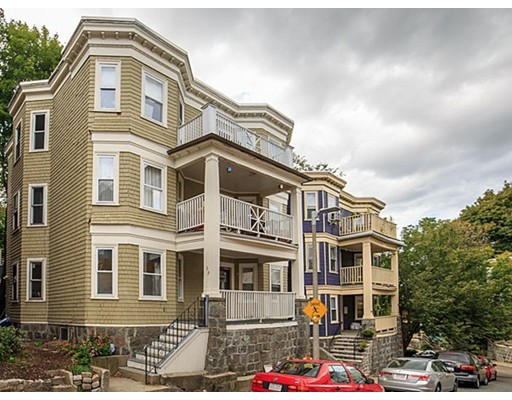 Condominium for Sale at 32 Parkton Road Boston, Massachusetts 02130 United States