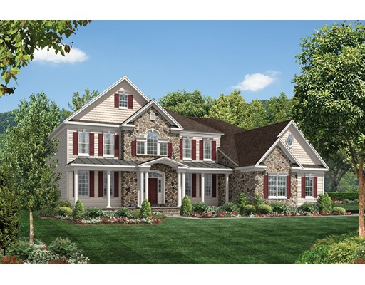 واحد منزل الأسرة للـ Sale في 111 Hiawatha Trail Holliston, Massachusetts 01746 United States