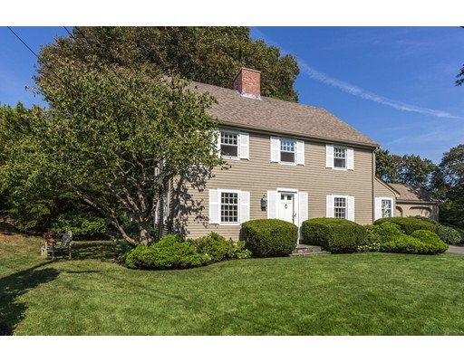 Single Family Home for Sale at 3 Stevens Road Marblehead, Massachusetts 01945 United States