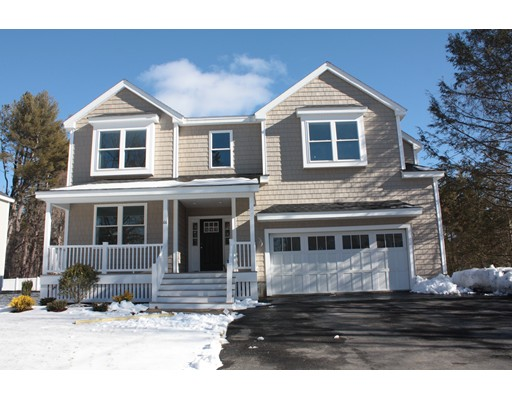 Single Family Home for Sale at 66 Windsor - Lot A Acton, Massachusetts 01720 United States