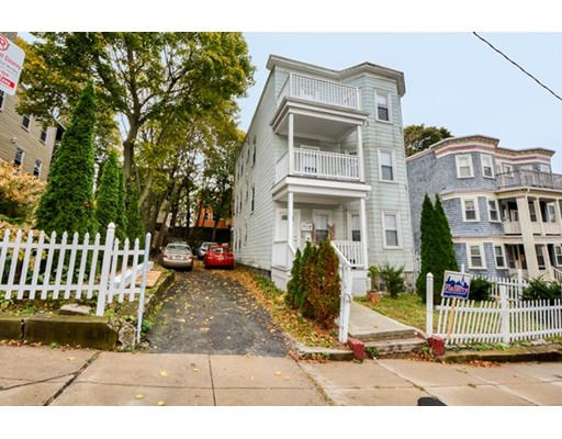 Multi-Family Home for Sale at 45 Iffley Road Boston, Massachusetts 02130 United States