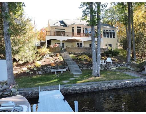 Single Family Home for Sale at 211 Sunset Drive Charlton, Massachusetts 01507 United States