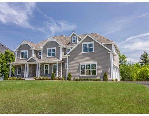 واحد منزل الأسرة للـ Sale في 12 Lullaby Lane- spec home 12 Lullaby Lane- spec home Easton, Massachusetts 02356 United States